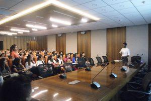 Workshop on Portfolio Building & Presentation Skills