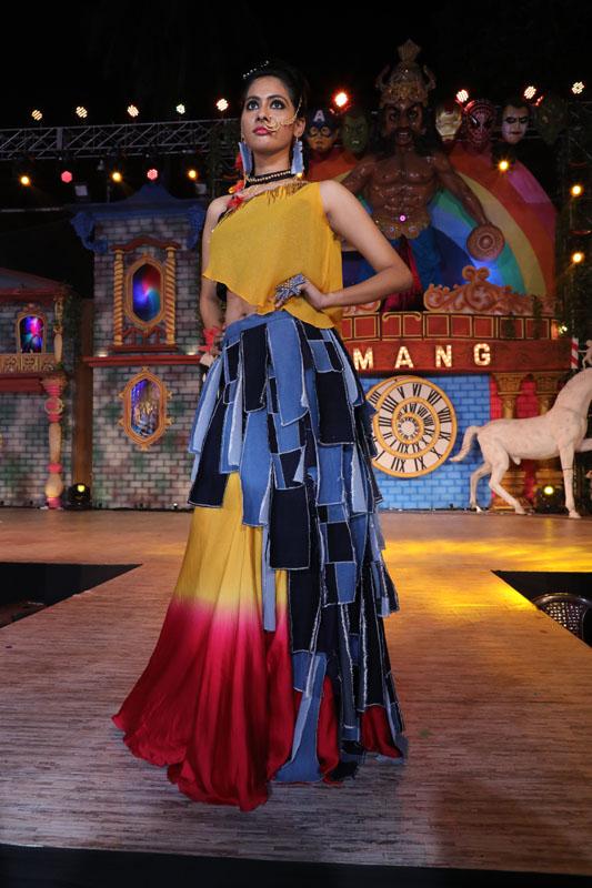 Fashion Design Graduation Fashion Show 2017 The Bhawanipur Design Academy Premier Fashion Interior Design Institute