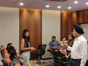 Seminar on Personality Development